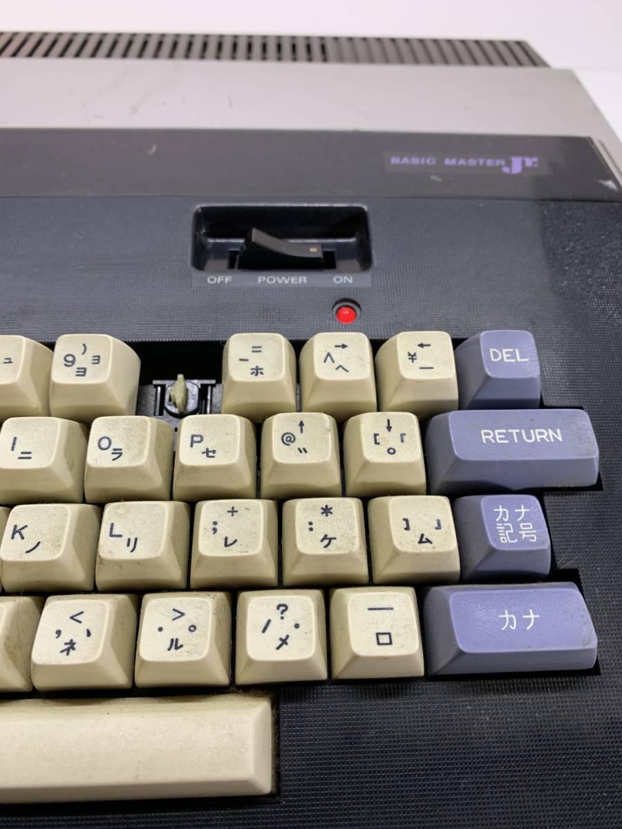 HITACHI 日立 MB-6885 ベーシックマスター ジュニア パーソナル コンピューター パソコン_画像5