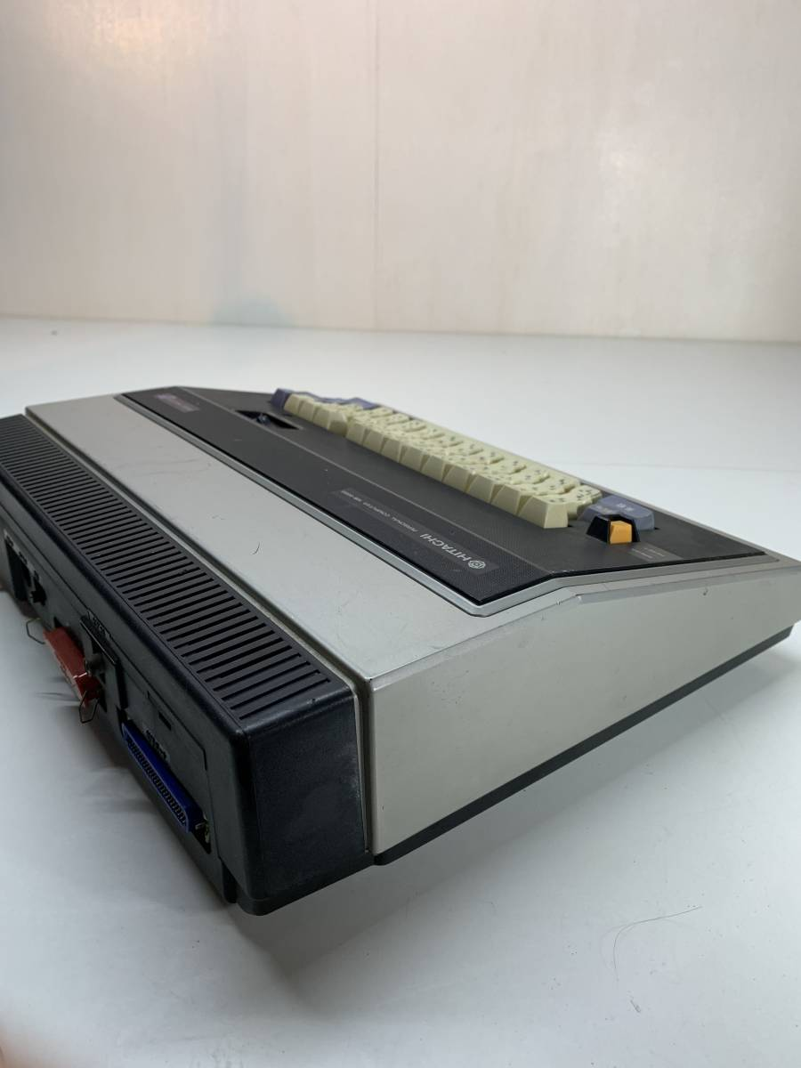 HITACHI 日立 MB-6885 ベーシックマスター ジュニア パーソナル コンピューター パソコン_画像8