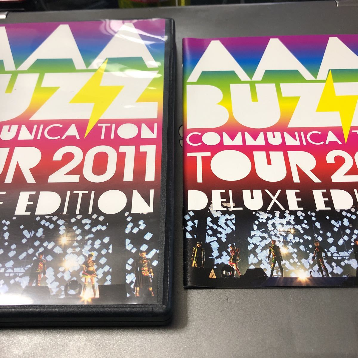AAA BUZZ COMMUNICATION TOUR 2011 DELUXE EDITION [DVD]