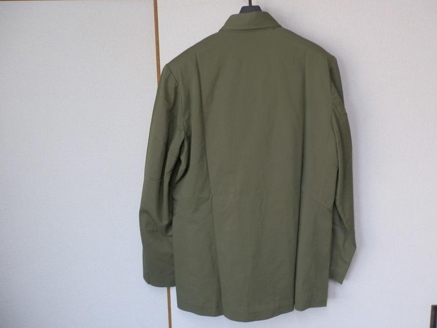 中国 人民服 緑色 Mサイズ  メーカー:紅楼_画像2