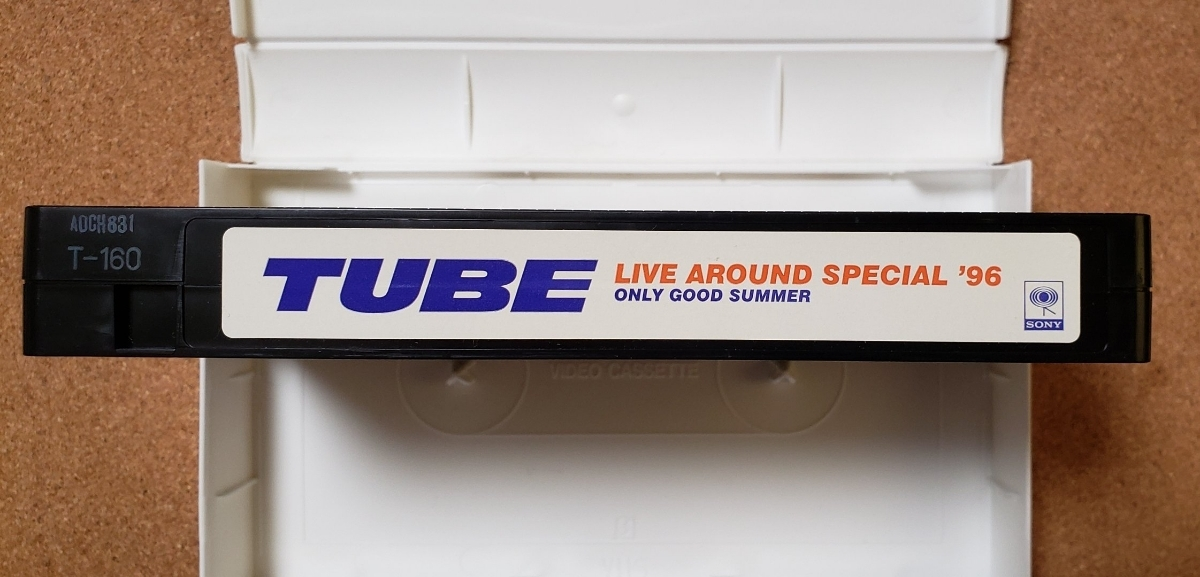TUBE LIVE AROUND SPECIAL '96 ONLY GOOD SUMMER 阪神甲子園球場 ライヴ 全27曲_画像5