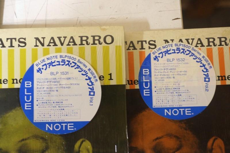 FJ25◆ジャズ LPレコード 8枚セットまとめて BLUE NOTE ブルーノート アートブレイキー等_画像5