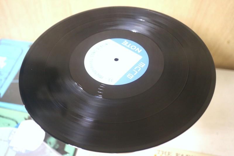 FJ25◆ジャズ LPレコード 8枚セットまとめて BLUE NOTE ブルーノート アートブレイキー等_画像7