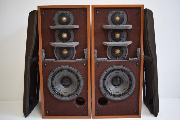 希少 ほぼ未使用 美品 SONY ソニー SS-A7 ペア スピーカー 直接引取可 元箱 La Voce バスレフ 音響 K-16_画像2
