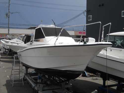 ★☆ ヤマハ Tackle24 船外機艇 ☆★