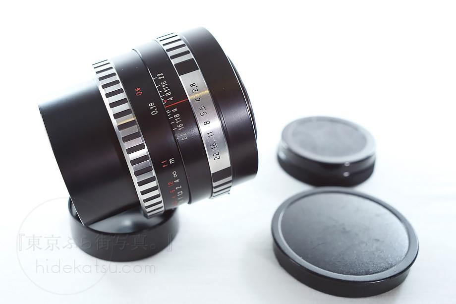 銘玉フレクトゴン 35mm ゼブラ【分解清掃済み・撮影チェック済み】Carl zeiss jena / Flektogon F2.8 35mm M42_69f_画像1