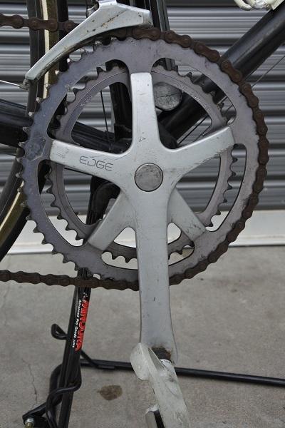 稀少!ヴィンテージ GIANT(ジャイアント)RX500 旧ロゴ クロモリ!タイヤ・バーテープ新品交換済 サンツアー ホリゾンタル 旧車 _画像6
