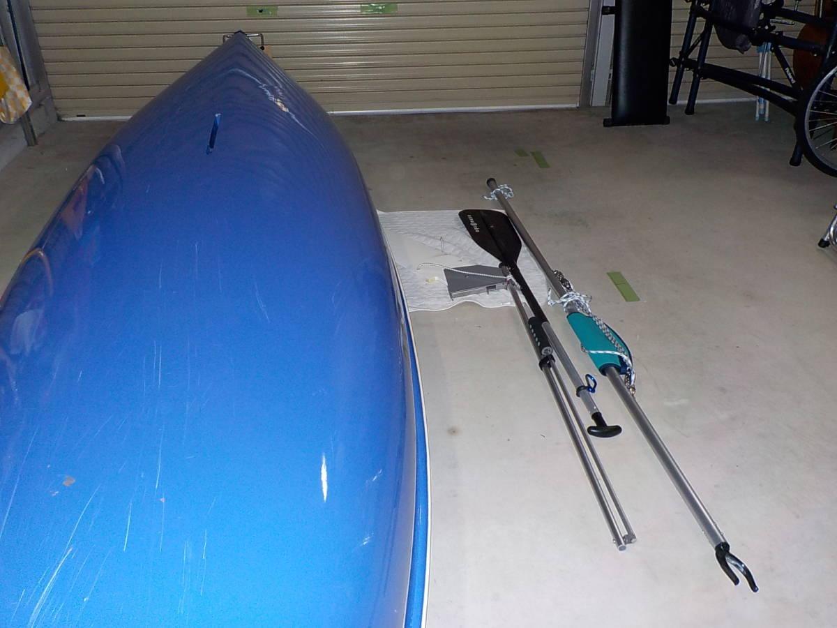 aquamuse141 アクアミューズ セーリングディンギー 程度良ワンオーナー ヨット、カヌーに_画像6