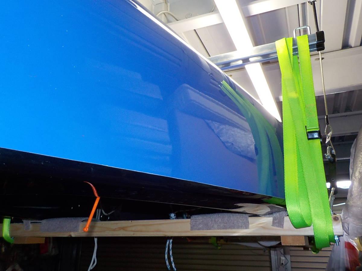 aquamuse141 アクアミューズ セーリングディンギー 程度良ワンオーナー ヨット、カヌーに_画像7
