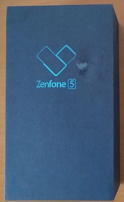 【中古美品】SIMフリー ASUS ZenFone5 ZE620KL BLACK(ブラック)_画像4