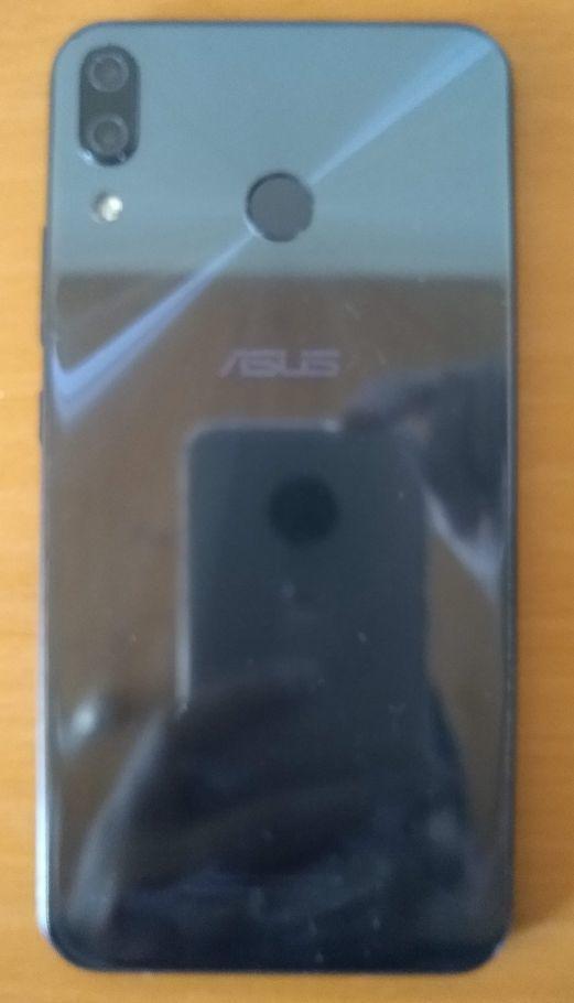【中古美品】SIMフリー ASUS ZenFone5 ZE620KL BLACK(ブラック)_画像2
