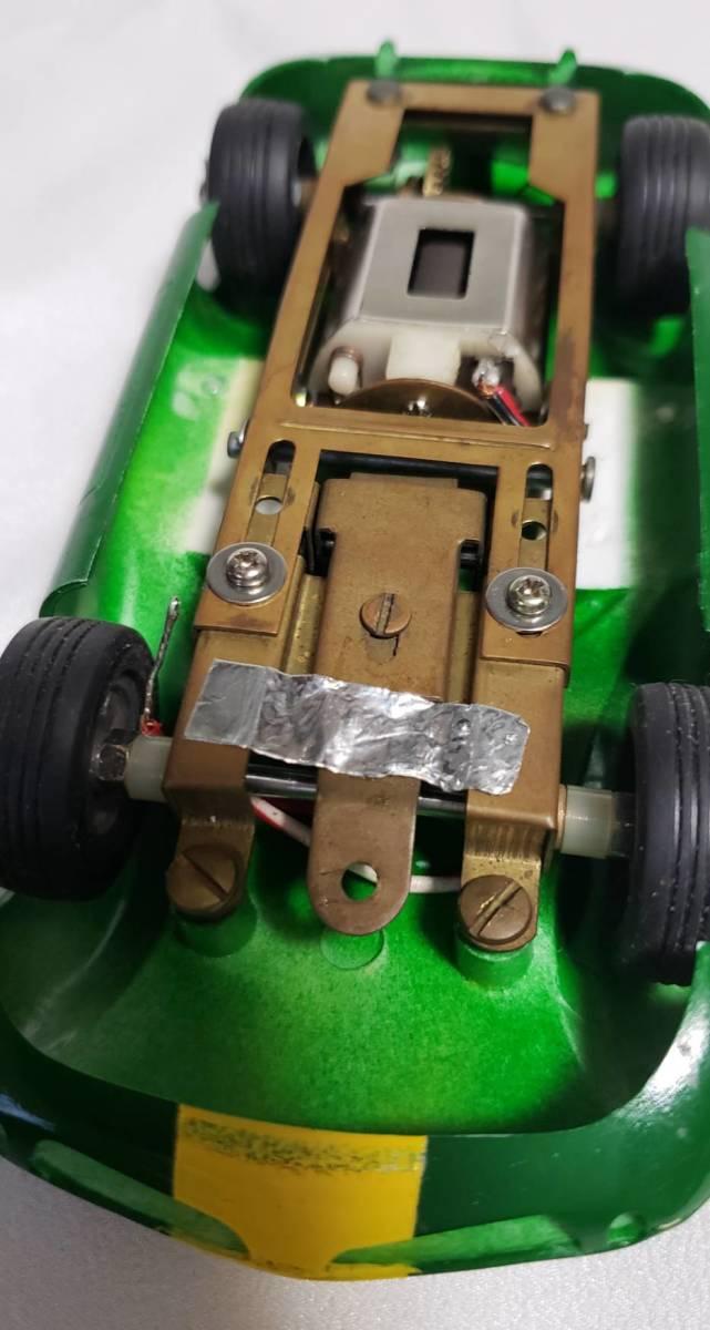 スロットカー 車体 車種不明 中古品_画像10