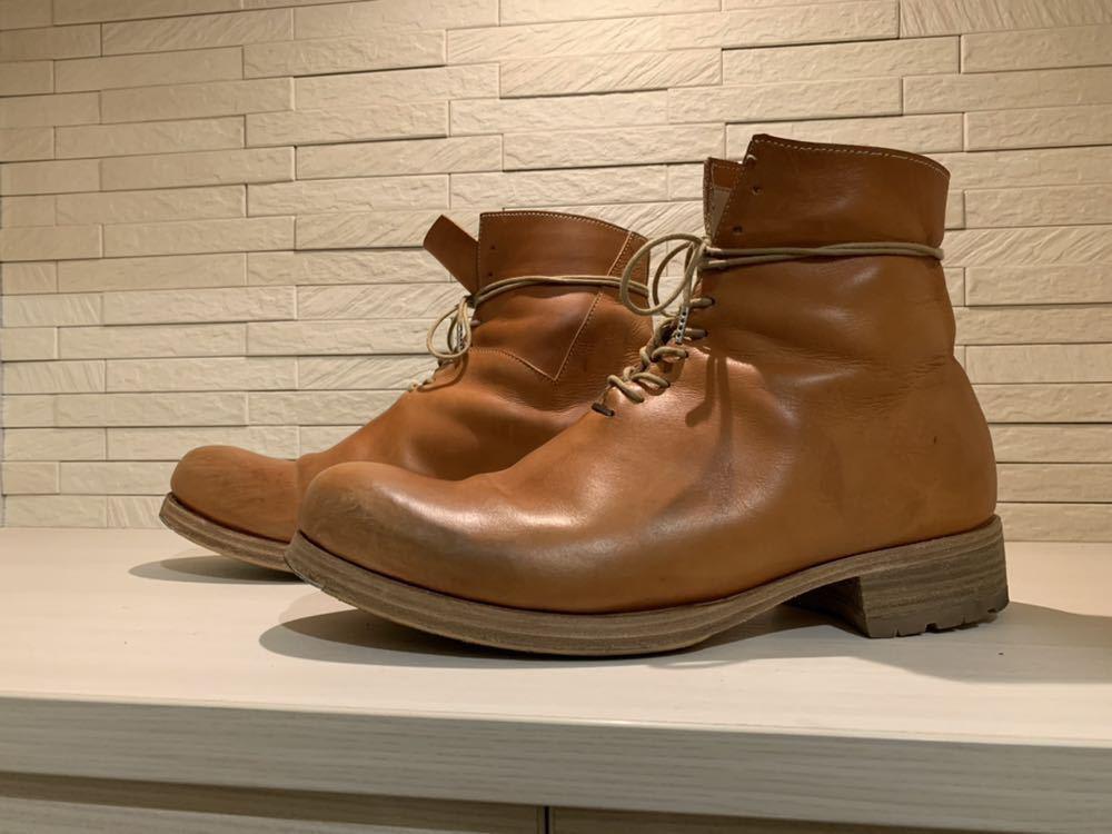 m.a+ S1B23 サイズ41 boots 18ss carol christian poell boris bbs ccp taichi murakami yohji yamamoto yyph_画像8