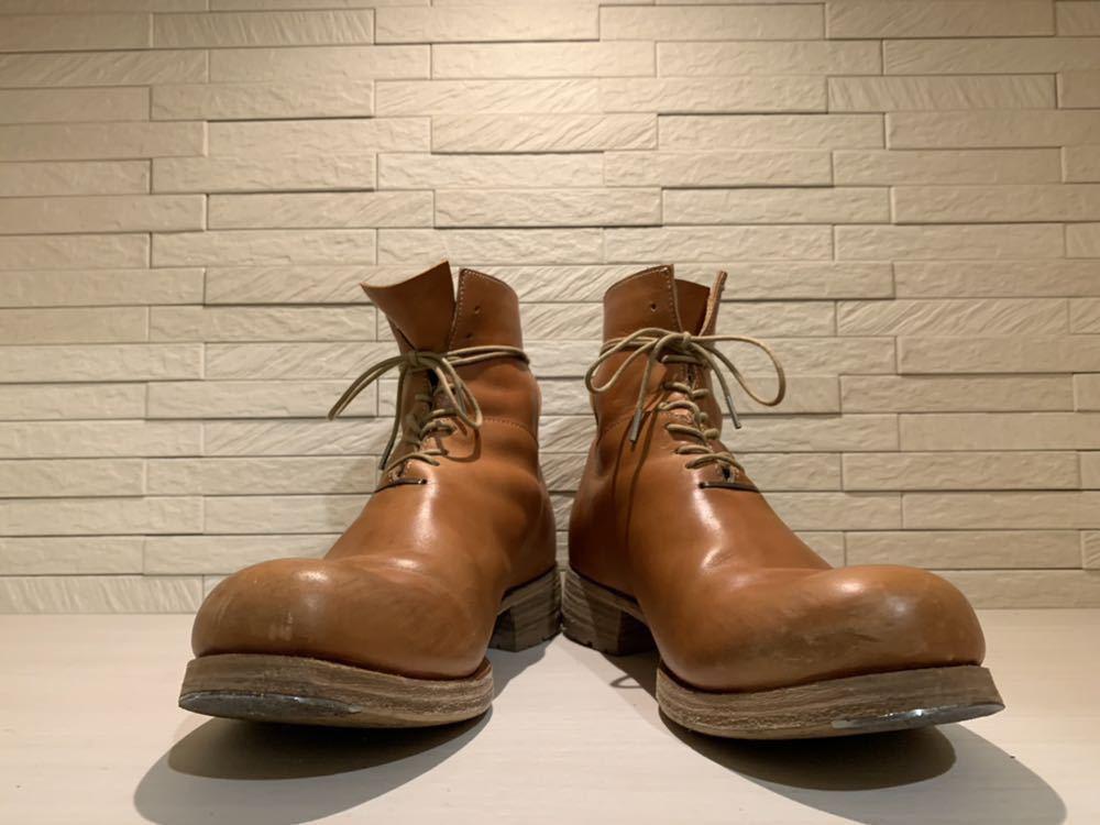 m.a+ S1B23 サイズ41 boots 18ss carol christian poell boris bbs ccp taichi murakami yohji yamamoto yyph_画像7