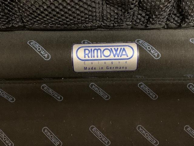RIMOWA トッパーズ アタッシュケース 未使用品(廃番品)_画像5