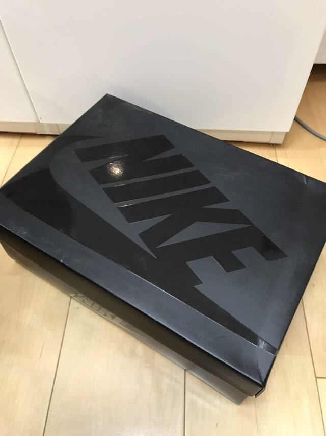 SNKRS購入 国内正規品 NIKE AIR FOAMPOSITE ONE EGGPLANT 28.0cm US10 ナイキ エアフォームポジットワン エッグプラント ナス 2017年復刻_画像8