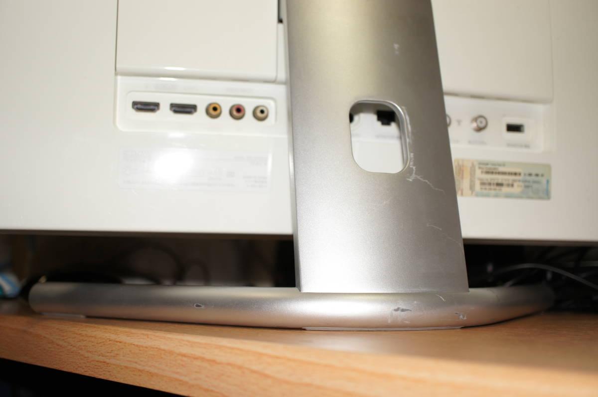 ソニー VAIO L SVL24118FJWI Core i7 4GB 1TB すぐツクTV 3波地デジ Wチューナー ブルーレイ Windows10 リカバリー領域あり 1円スタート_画像8