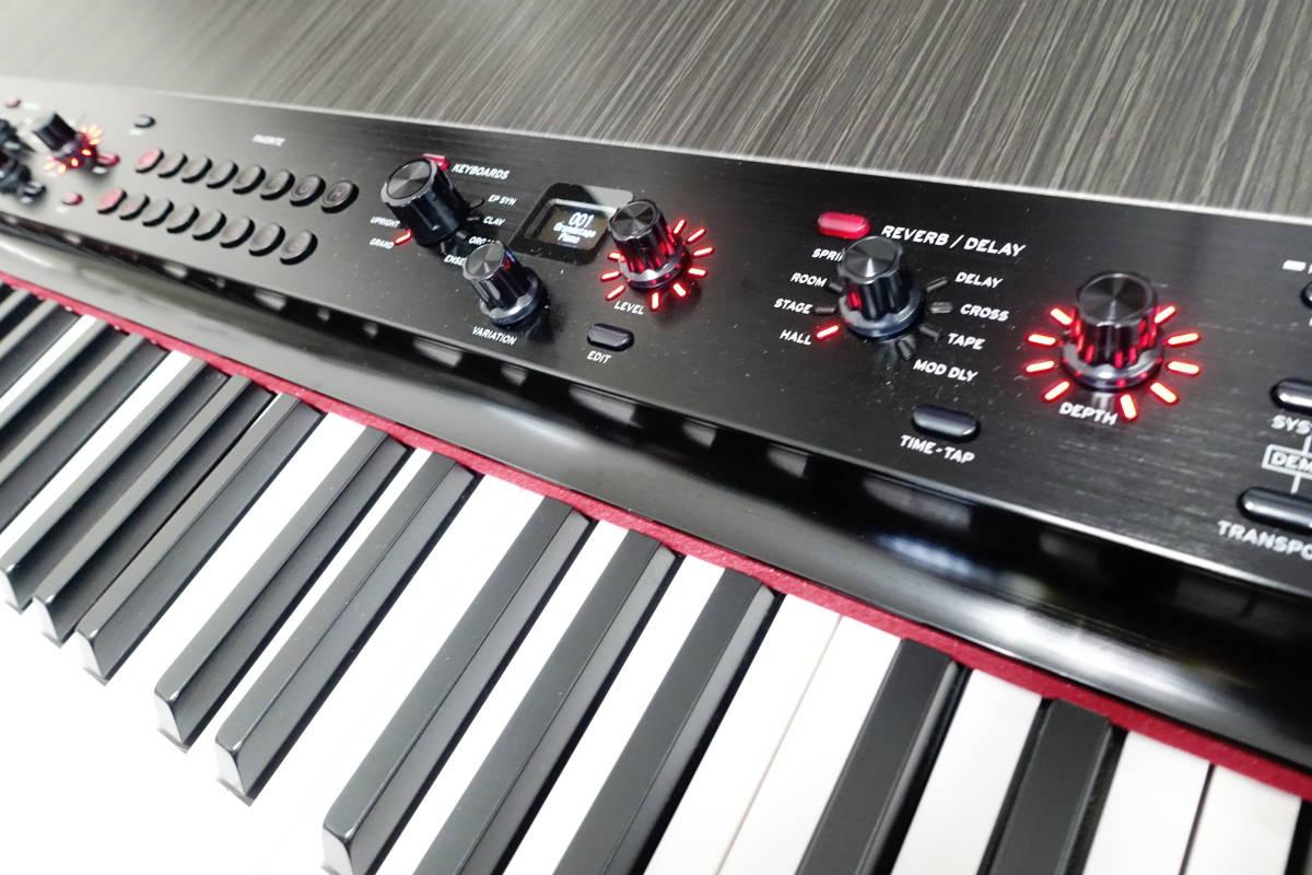 ★美品★KORG Grandstage 73★コルグ ステージピアノ シンセサイザー 73鍵モデル★_画像9