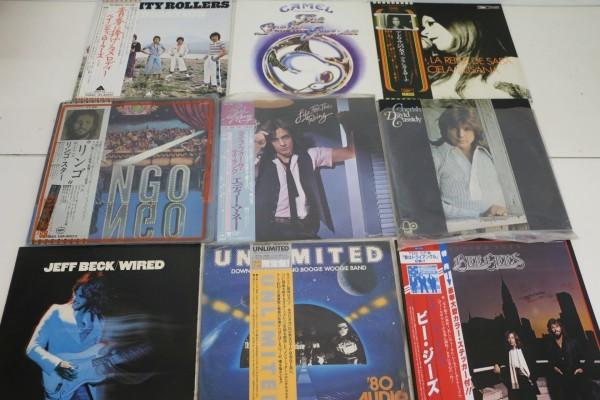 洋楽 LPレコード まとめ 79枚 レッド・ツェッペリン/ボブ・ディラン他 (2888)