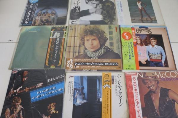 洋楽 LPレコード まとめ 79枚 レッド・ツェッペリン/ボブ・ディラン他 (2888)_画像6