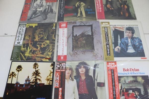 洋楽 LPレコード まとめ 79枚 レッド・ツェッペリン/ボブ・ディラン他 (2888)_画像5