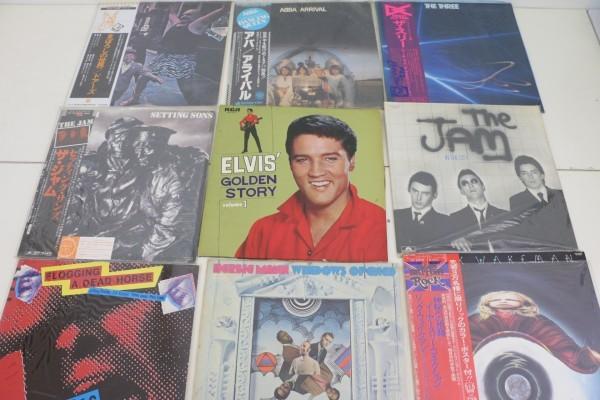 洋楽 LPレコード まとめ 79枚 レッド・ツェッペリン/ボブ・ディラン他 (2888)_画像4