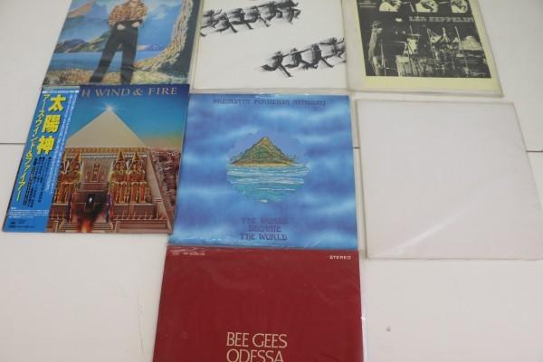 洋楽 LPレコード まとめ 79枚 レッド・ツェッペリン/ボブ・ディラン他 (2888)_画像9