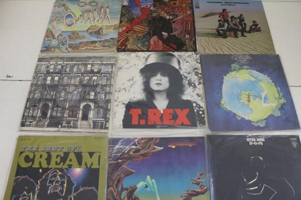 洋楽 LPレコード まとめ 79枚 レッド・ツェッペリン/ボブ・ディラン他 (2888)_画像8