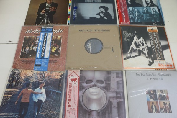 洋楽 LPレコード まとめ 79枚 レッド・ツェッペリン/ボブ・ディラン他 (2888)_画像2
