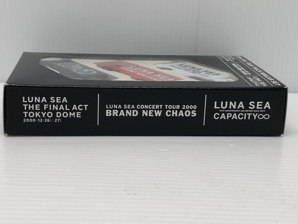 未開封 トミカ LUNA SEA ルナシー ミニカーセット TOKYO DOME 2000 ツアートラック 送料無料_画像4