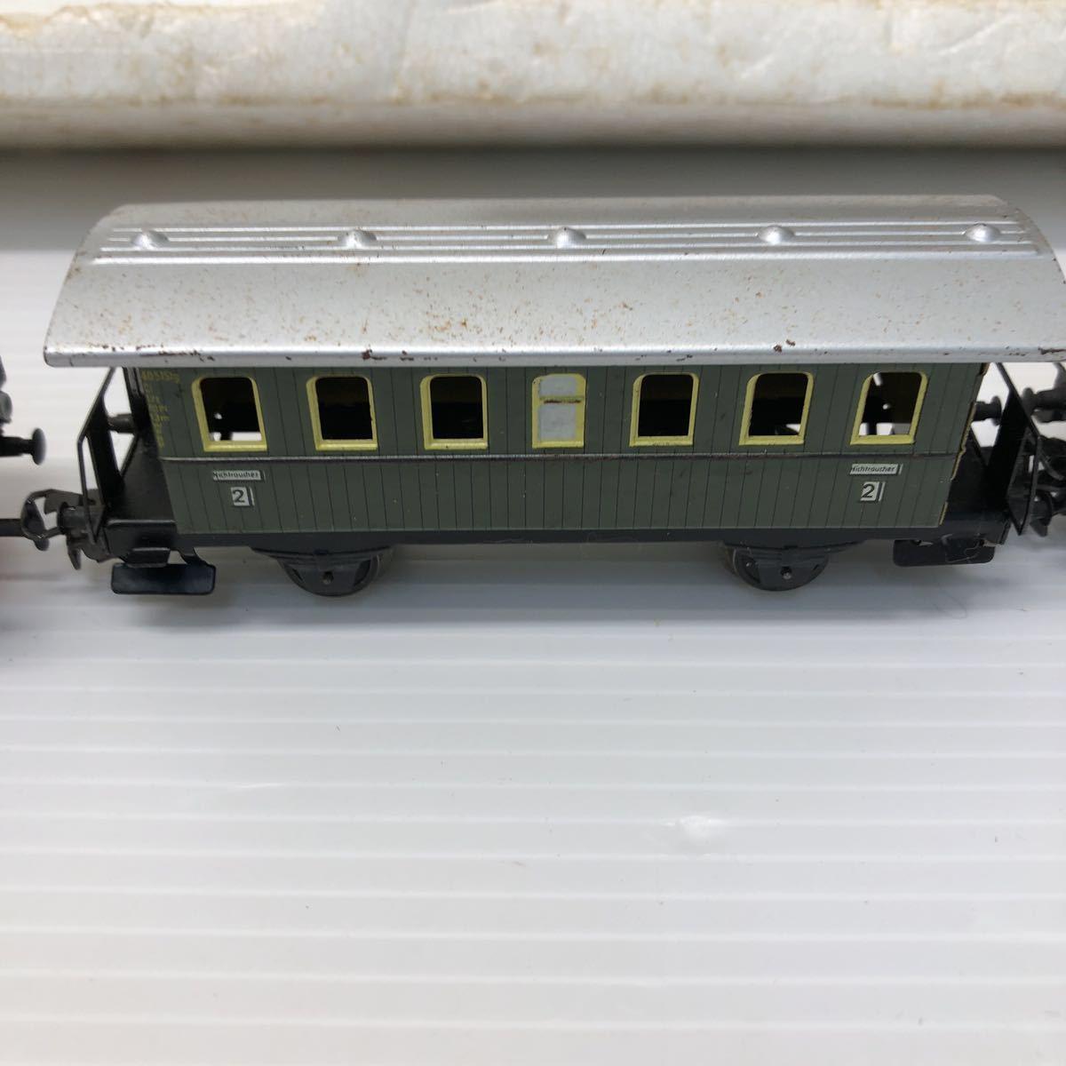 Marklin メルクリン 鉄道模型 SET-HO S 2929 ポイントレール 基本セット ドイツ製 1円スタート 動作未確認 ジャンク扱い_画像5