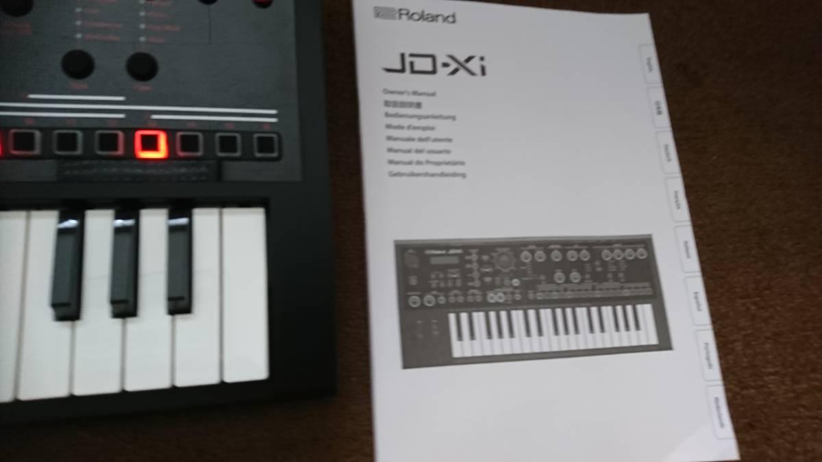 [Roland] JD-Xi [美品]_画像4