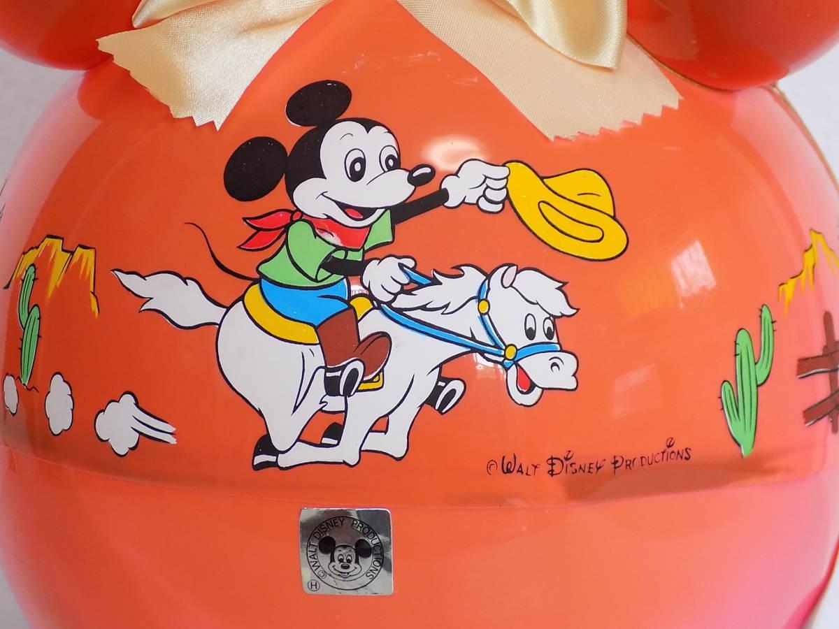 なつかしの玩具 当時物 「ディズニー おきあがり」(箱付き・クスハラ)_画像9