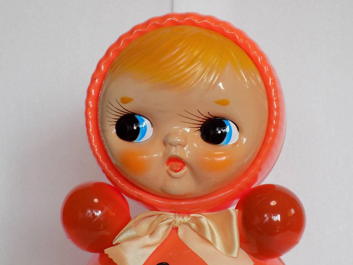 なつかしの玩具 当時物 「ディズニー おきあがり」(箱付き・クスハラ)_画像10