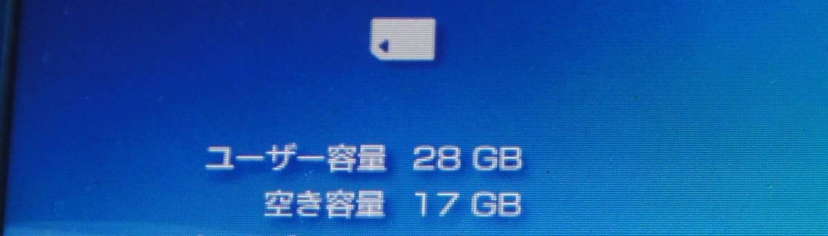 MS・使用11GBほどです