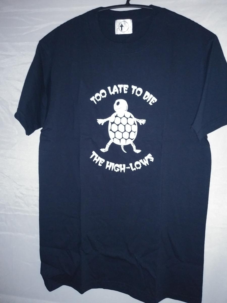 激レア THE HIGH-LOWS非売品Tシャツ