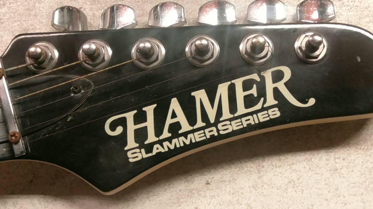 〇ヘイマー/HAMER/SLAMMER SERIES/ギター〇_画像8