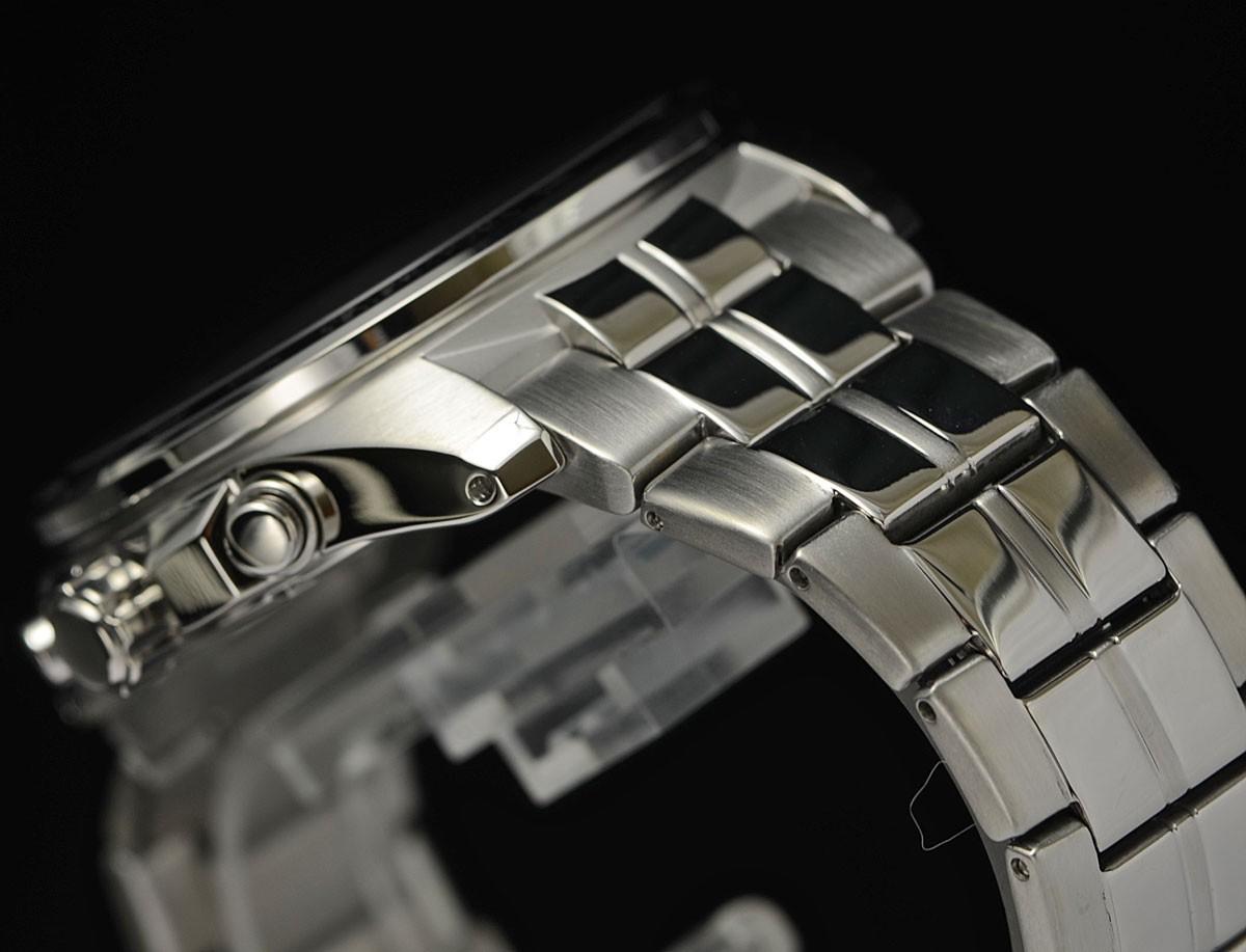 【ソーラー】セイコーPULSAR世界ラリー選手権WRCモデル逆輸入100m防水クロノグラフ腕時計メンズ新品未使用PZ5001X1激レア日本未発売_画像10