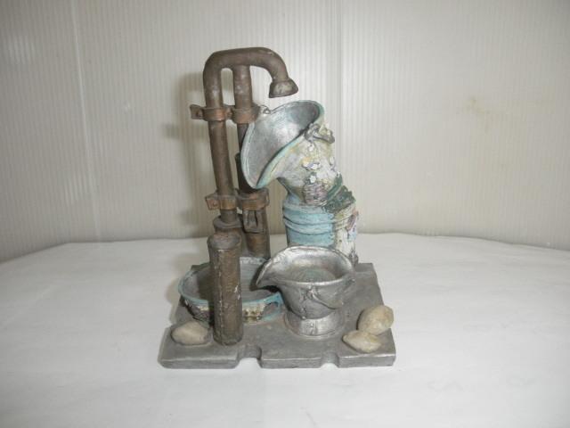 西洋 アンティーク コレクション 雑貨 水槽 水槽の飾り物 インテリア レトロ 水槽の添景物_画像1
