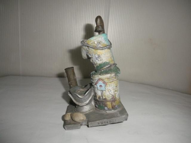 西洋 アンティーク コレクション 雑貨 水槽 水槽の飾り物 インテリア レトロ 水槽の添景物_画像2