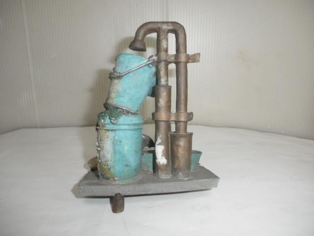 西洋 アンティーク コレクション 雑貨 水槽 水槽の飾り物 インテリア レトロ 水槽の添景物_画像3