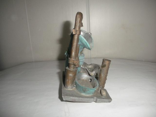 西洋 アンティーク コレクション 雑貨 水槽 水槽の飾り物 インテリア レトロ 水槽の添景物_画像4