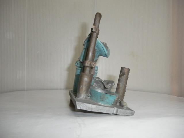 西洋 アンティーク コレクション 雑貨 水槽 水槽の飾り物 インテリア レトロ 水槽の添景物_画像5