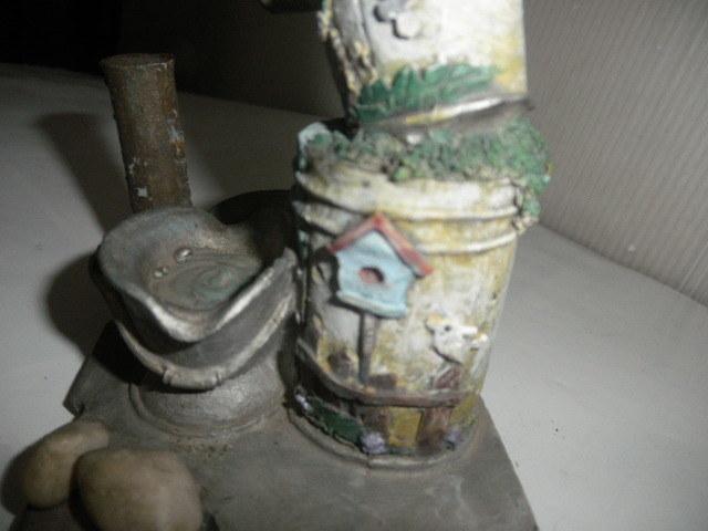 西洋 アンティーク コレクション 雑貨 水槽 水槽の飾り物 インテリア レトロ 水槽の添景物_画像10