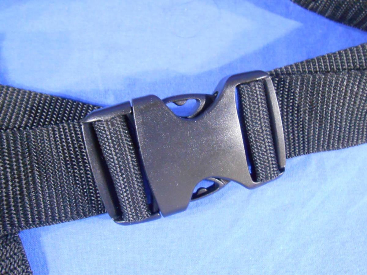 自動膨張式 フローティングライフベルト EXE-2722 軽量自動膨張式 検定付 腰巻タイプ ボンベ未使用_画像4