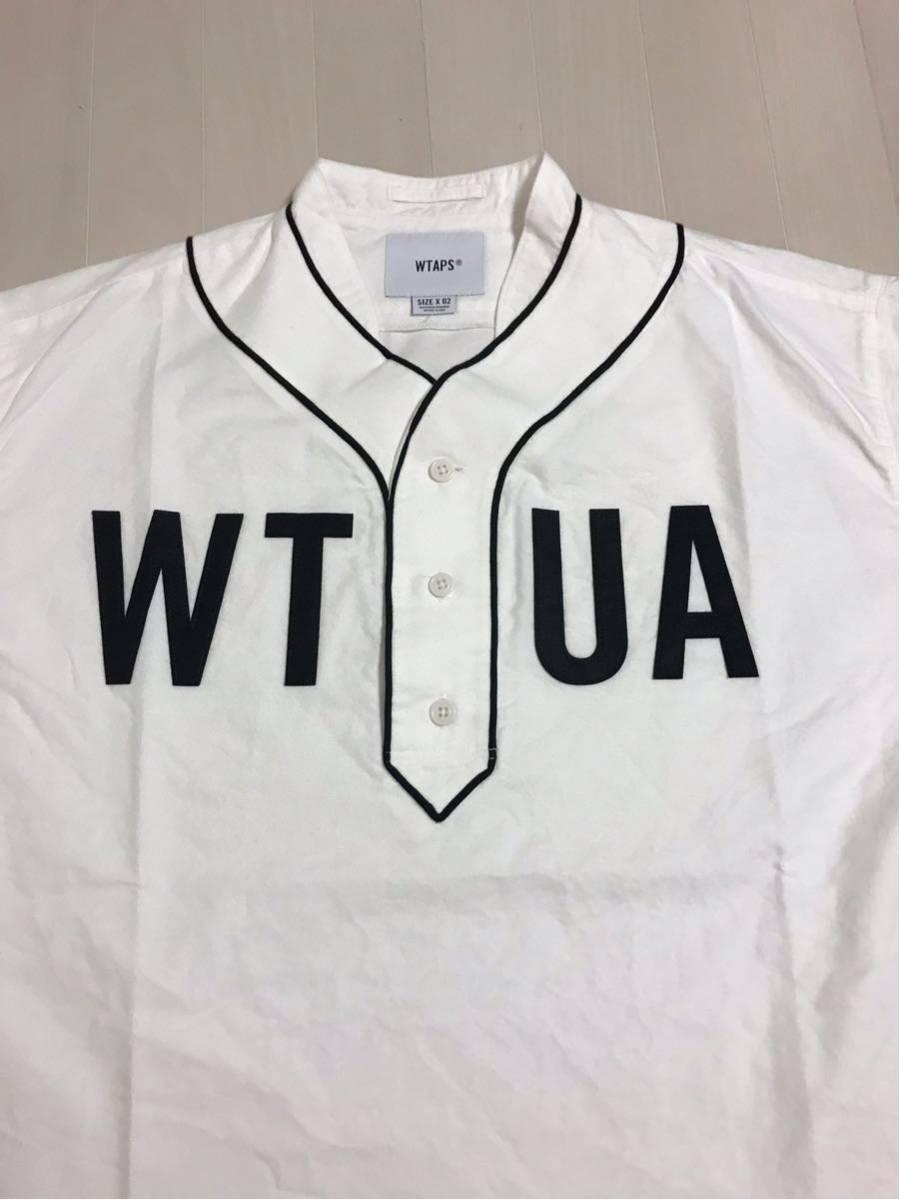 新品未使用1円スタート最落なし売り切り WTAPS LEAGUE SS jungle BUDS 19ss descendant GIP TET Tシャツ_画像5