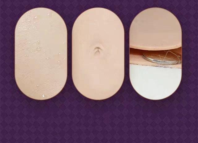 営業所止《Dカップ》全身 シリコン ラバー リアル フィメールマスク シリコンバスト 人口乳房 ボディスーツ 女装 コスプレ 変身 変装_画像3