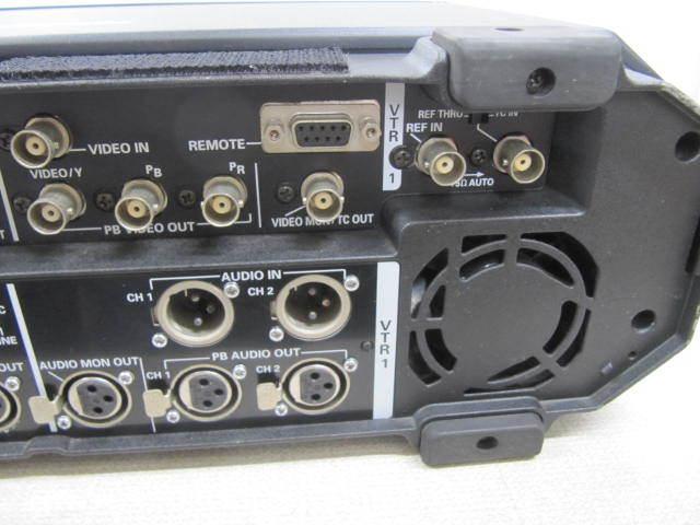 ジャンク Panasonic DVCPRO AJ-LT85 ラップトップエディター パナソニック_画像6