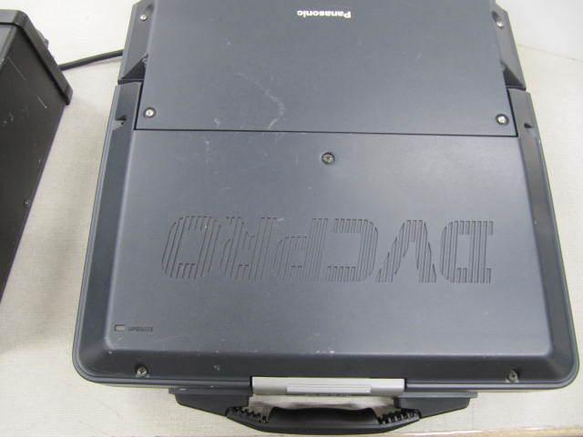 ジャンク Panasonic DVCPRO AJ-LT85 ラップトップエディター パナソニック_画像7