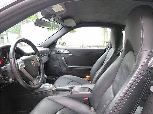 ☆2007年モデル ポルシェ 997 911 カレラ4 キャララホワイト ディーラー整備 売り切ります☆_画像6